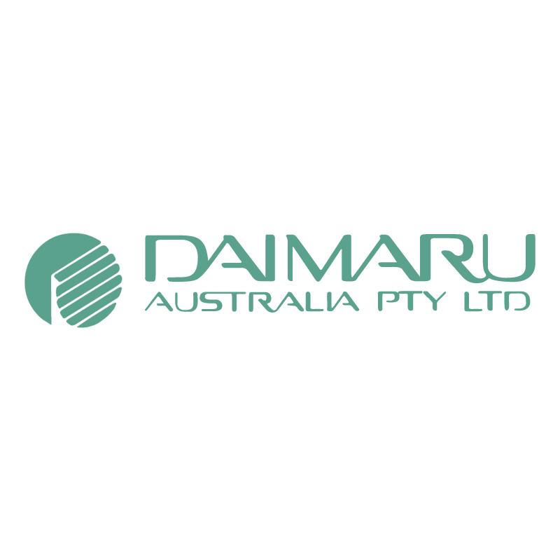 Daimaru Australia vector