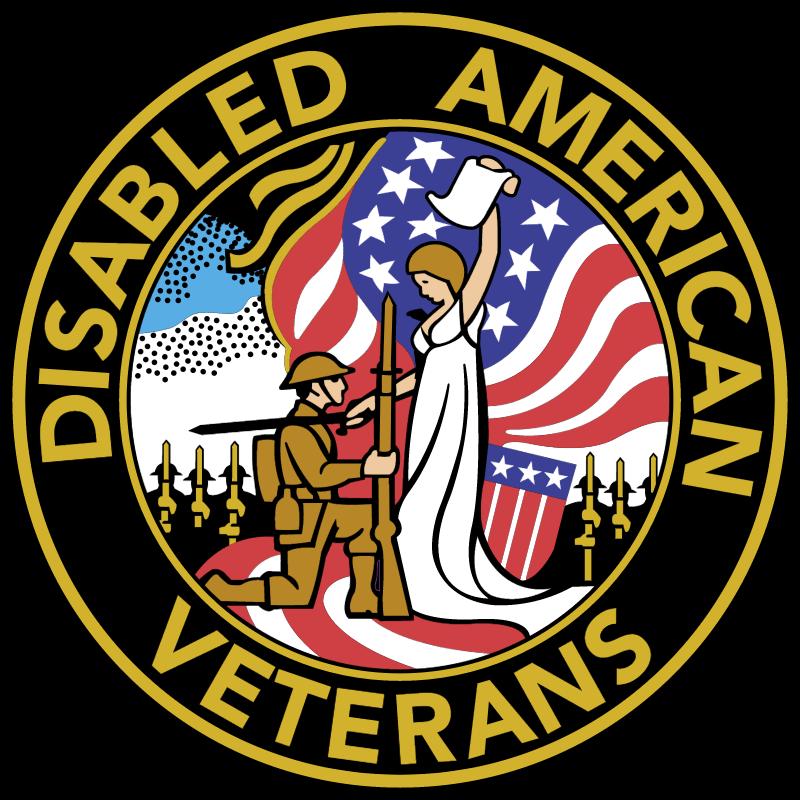 Disabled_American_Veterans_DAV vector