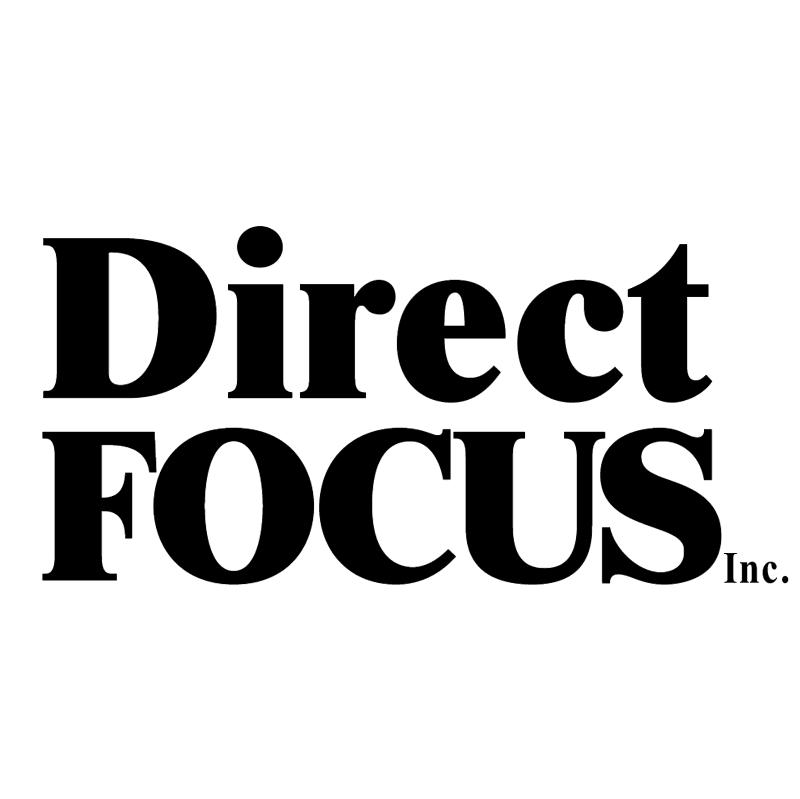 Direct Focus vector logo
