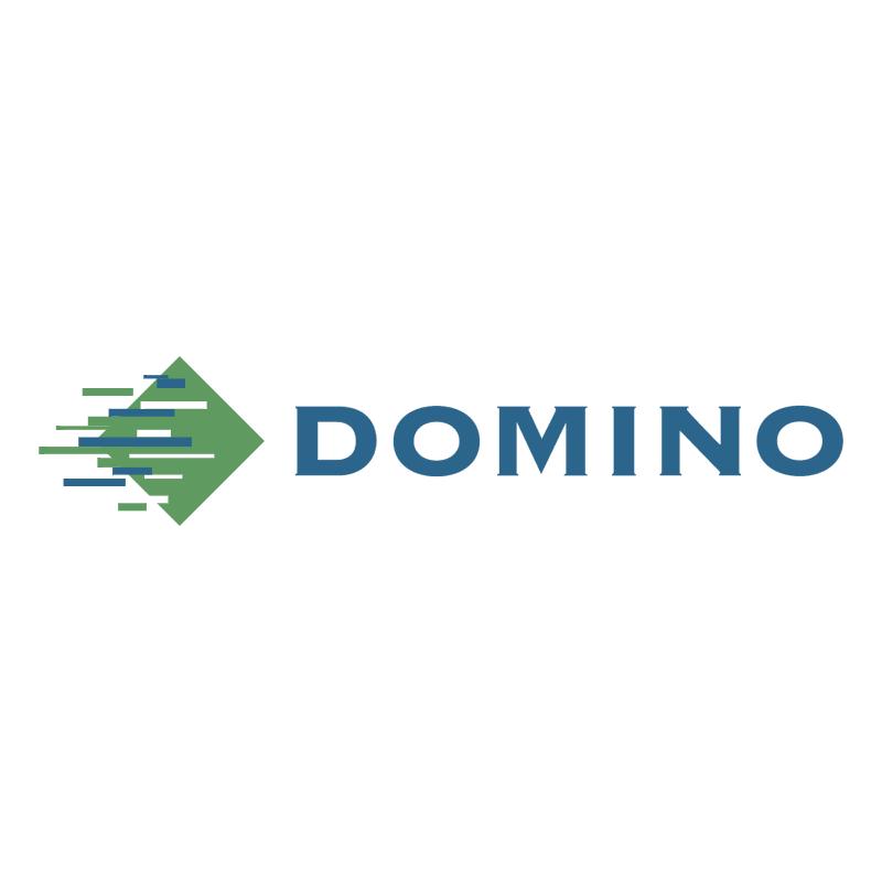 Domino vector logo