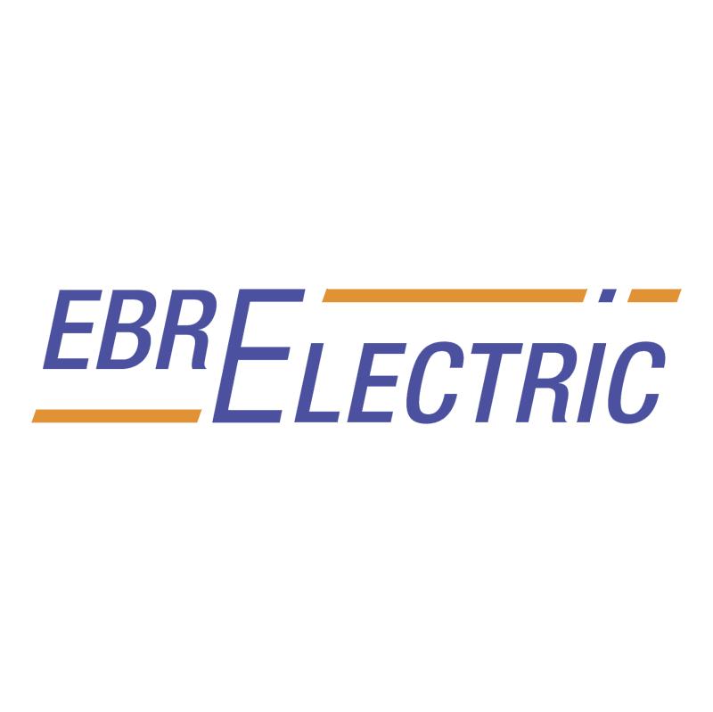 EBR Electric vector logo