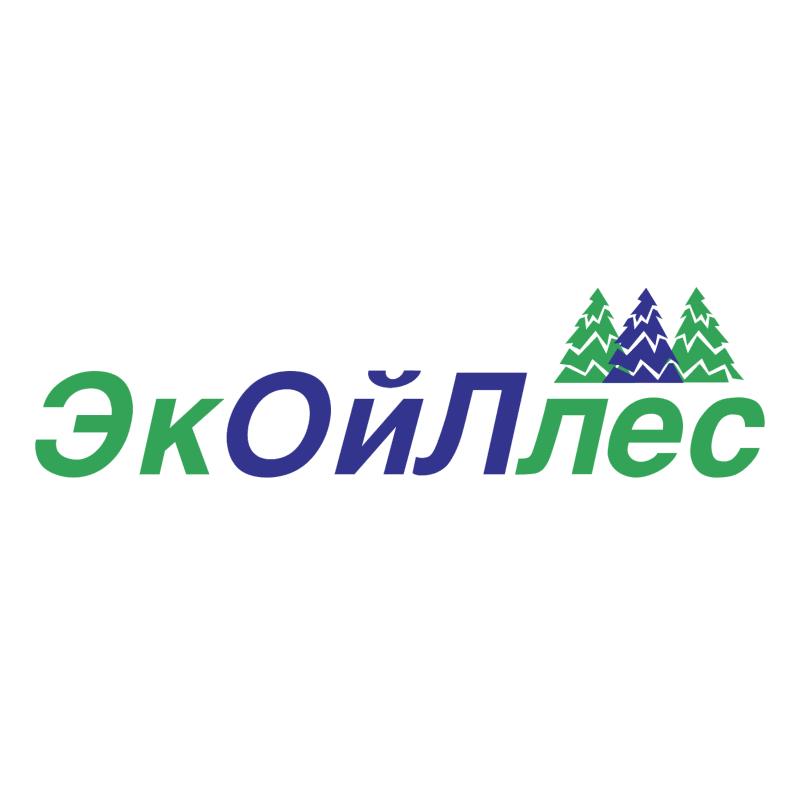 EcoiLles vector logo