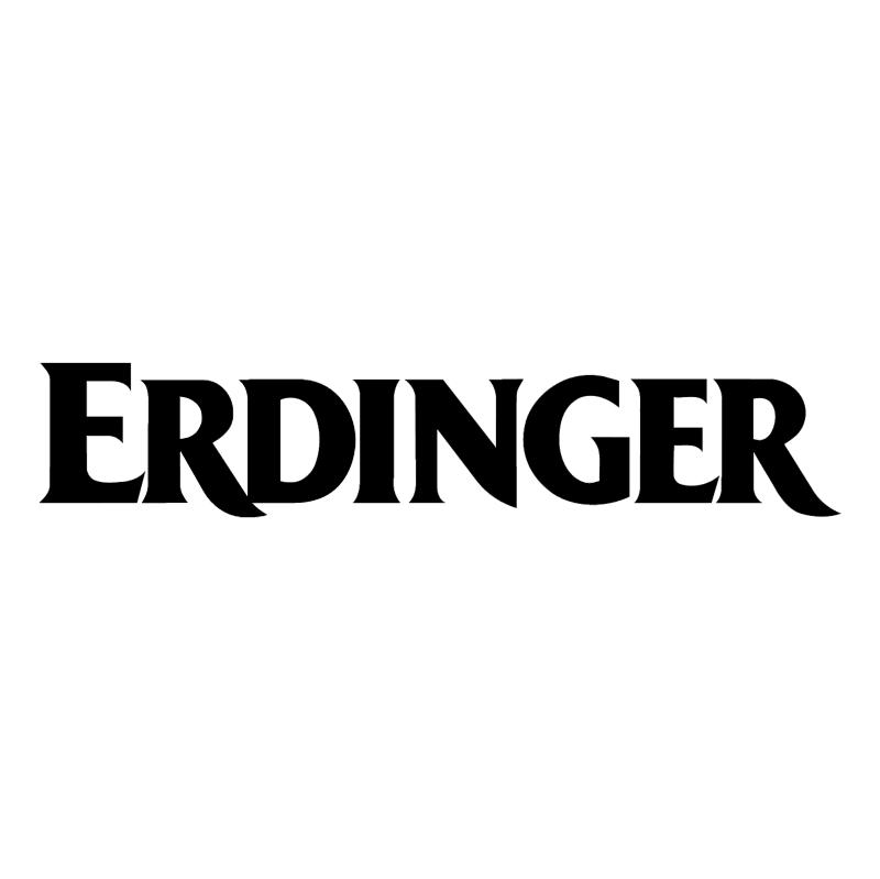 Erdinger vector logo