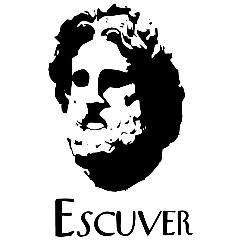 Escuver vector logo