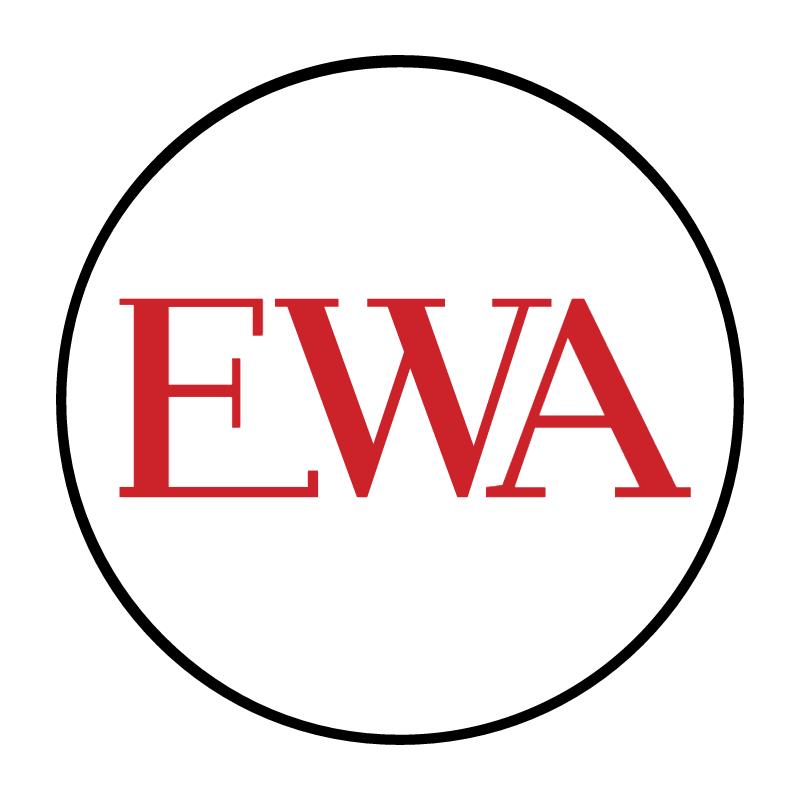 EWA vector logo