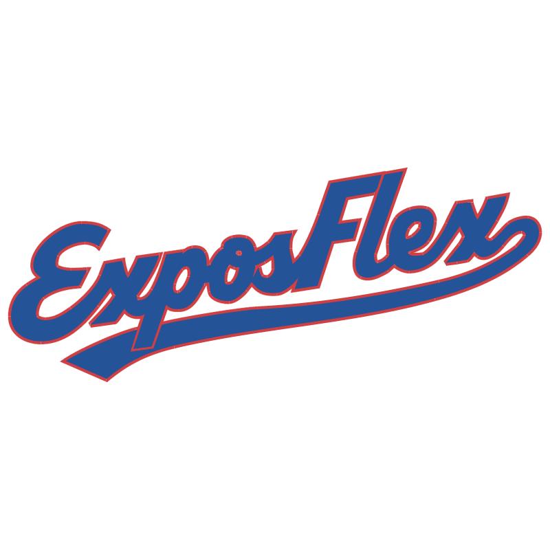 ExposFlex vector logo