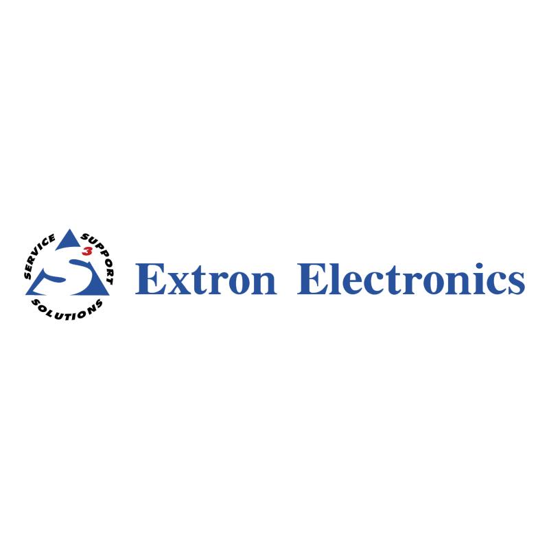 Extron Electronics vector