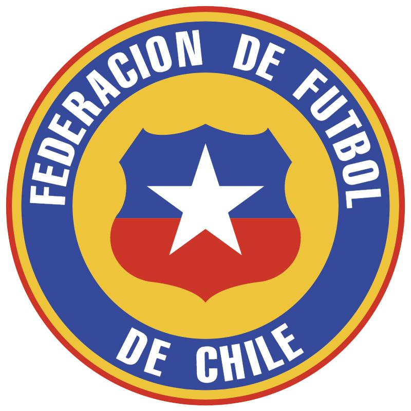 Federation De Futbol De Chile vector