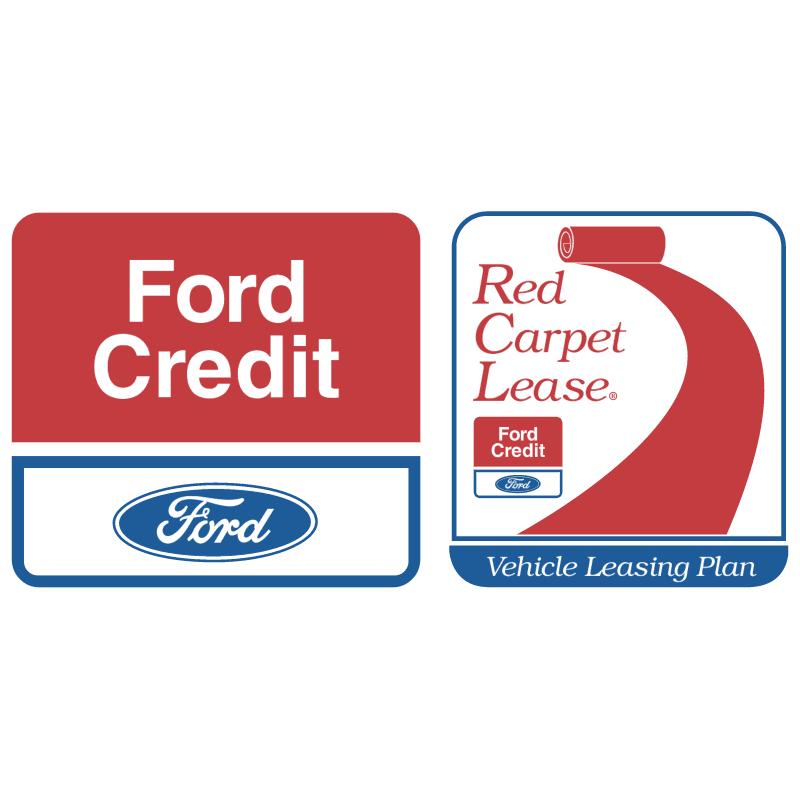 Ford Credit vector logo