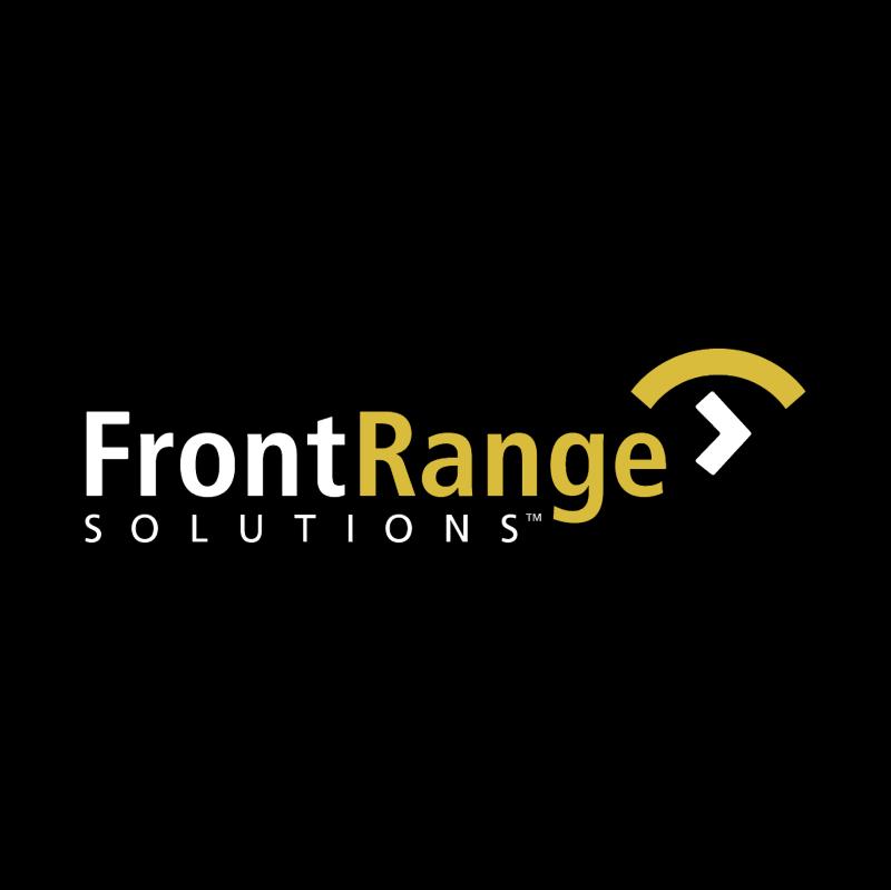 FrontRange Solutions vector