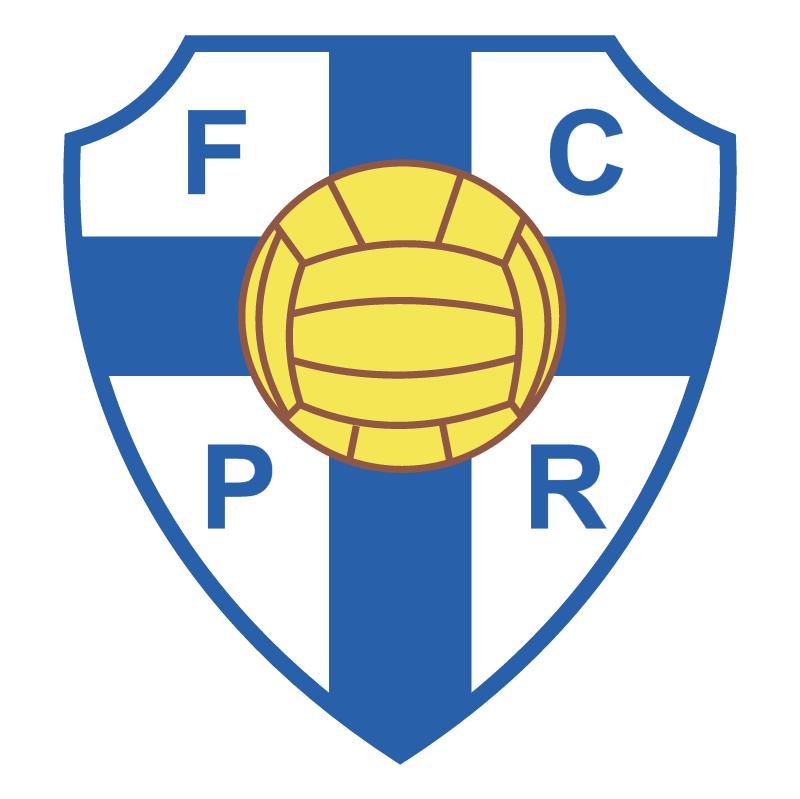 Futebol Clube Pedras Rubras vector logo
