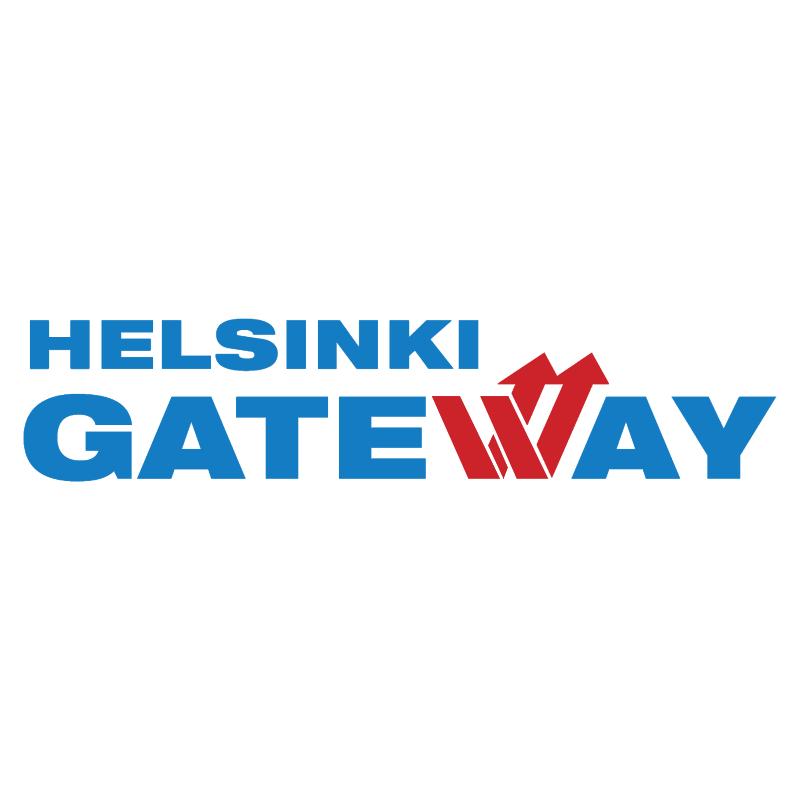 Helsinki Gateway vector