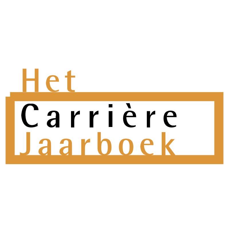 Het Carriere Jaarboek vector
