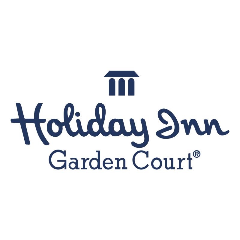 Holiday Inn Garden Court vector