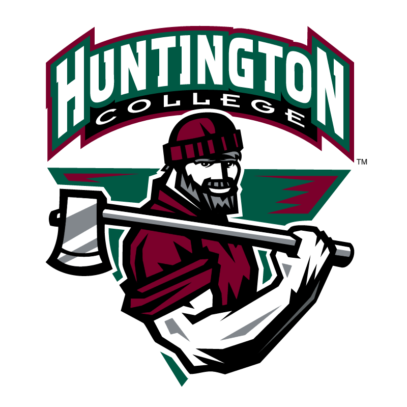 Huntington College Foresters vector logo