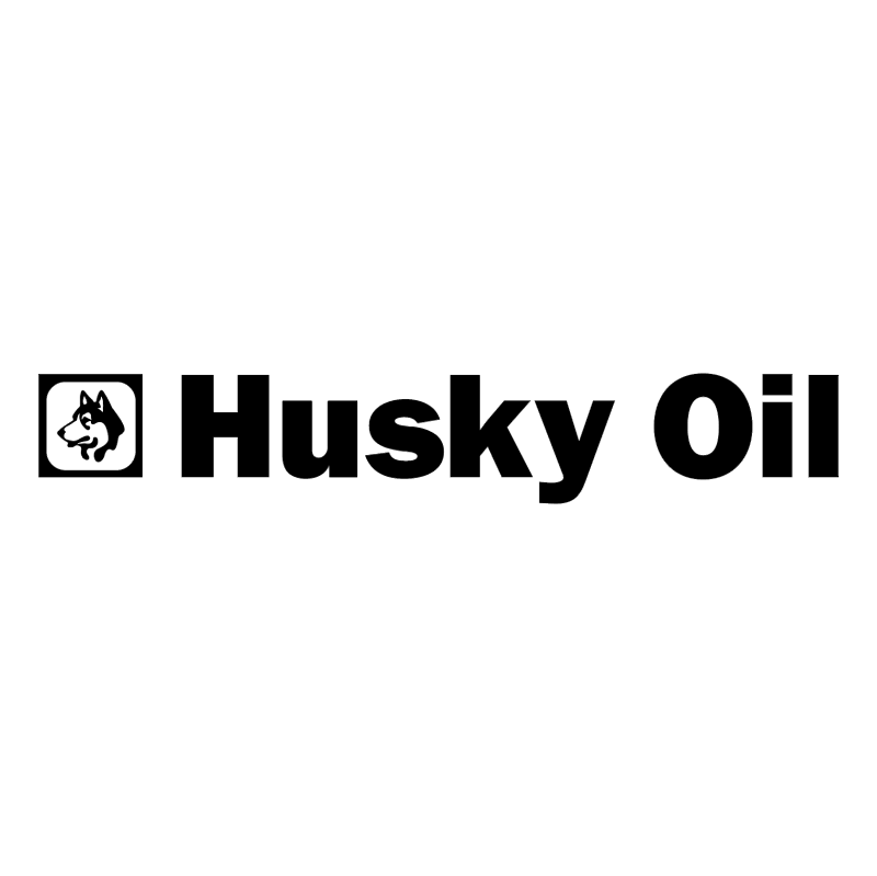 Husky Oil vector