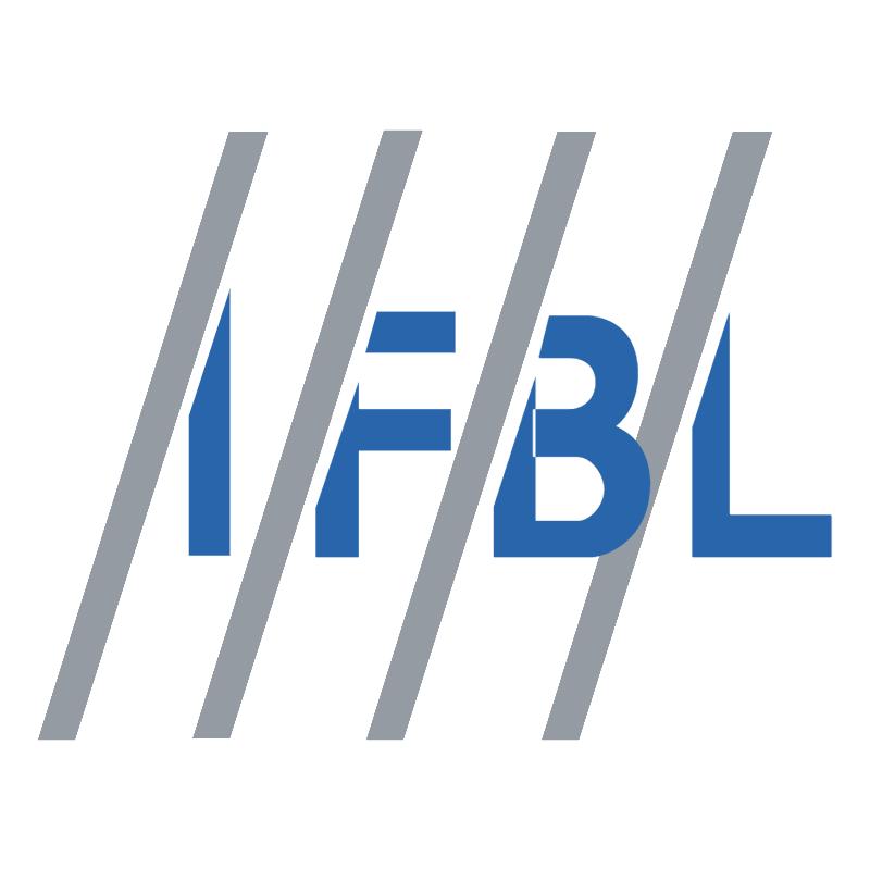 IFBL vector logo