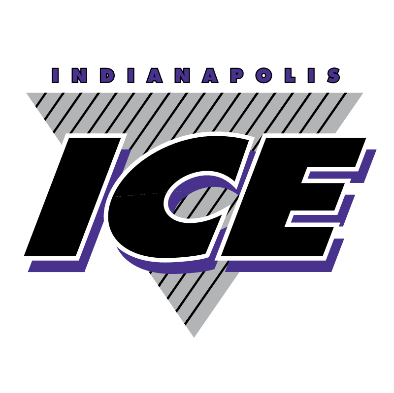 Indianapolis Ice vector logo