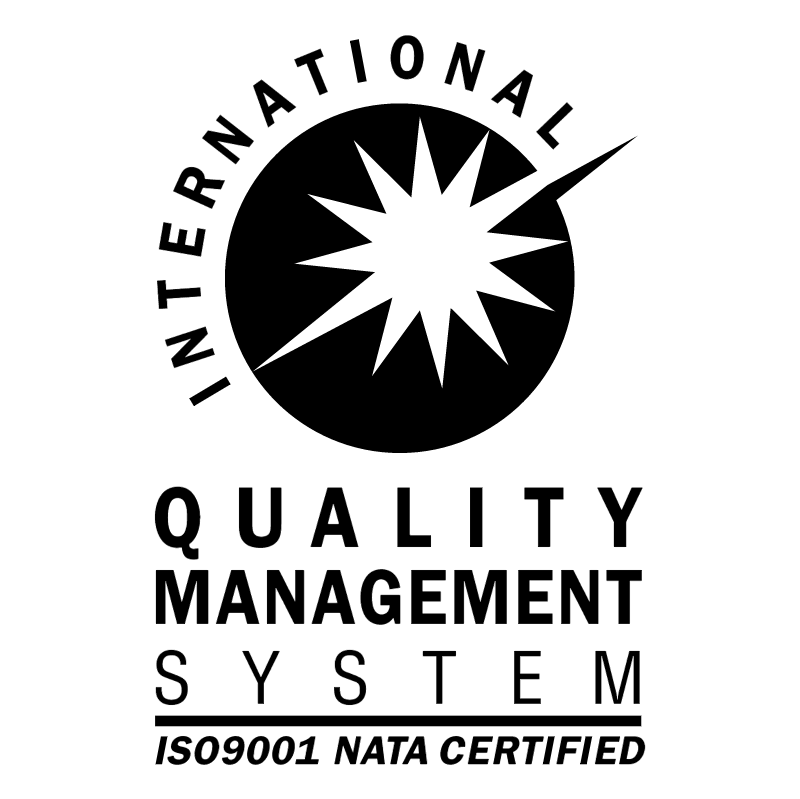 International Quality Management System vector