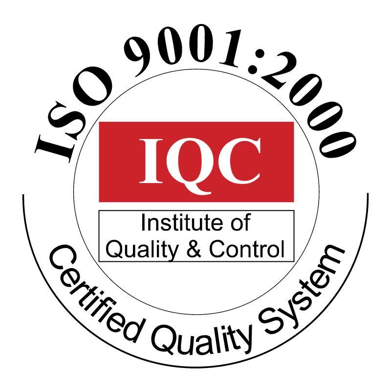 ISO 9001 2000 vector logo