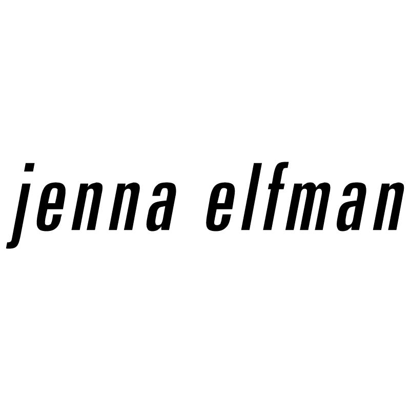 Jenna Elfman vector