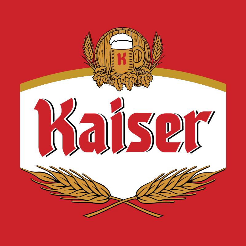 Kaiser Cerveja vector