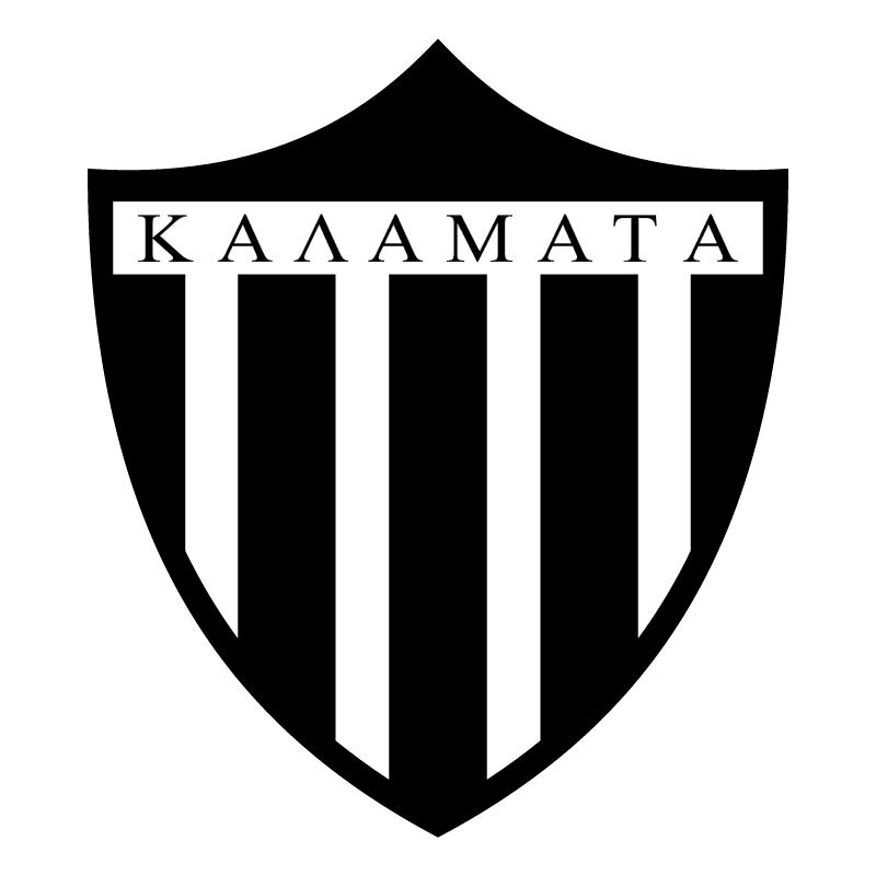 Kalamata vector