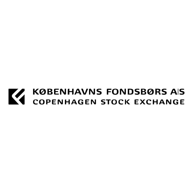 Kobenhavns Fondsbors vector