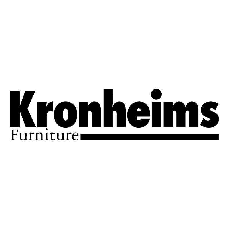 Kronheims Furniture vector