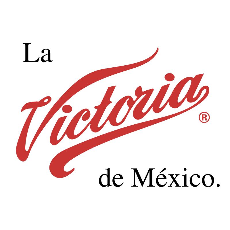 La Victoria de Mexico vector