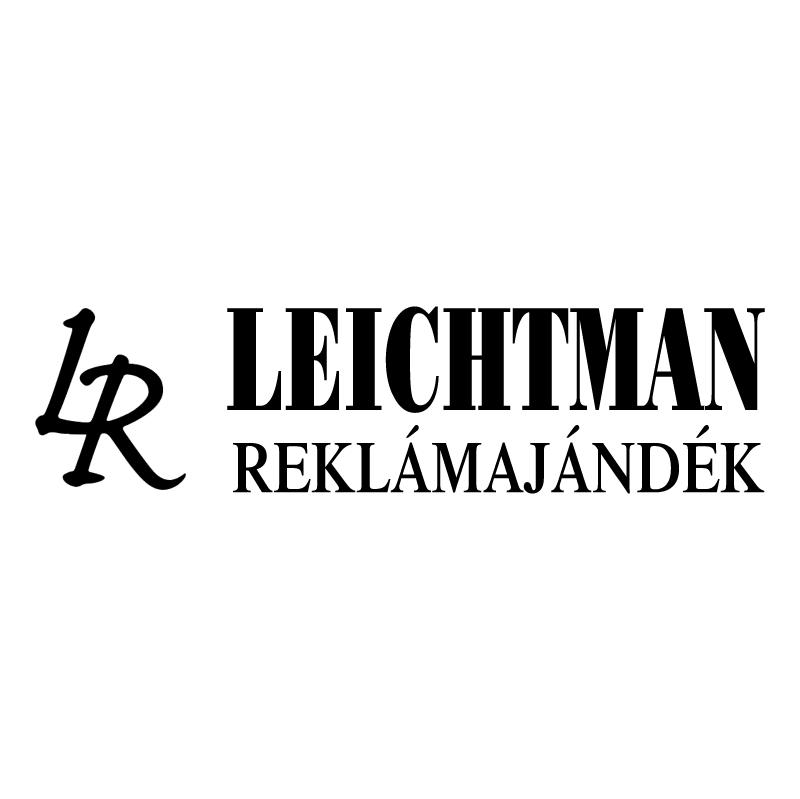 Leichtman vector logo