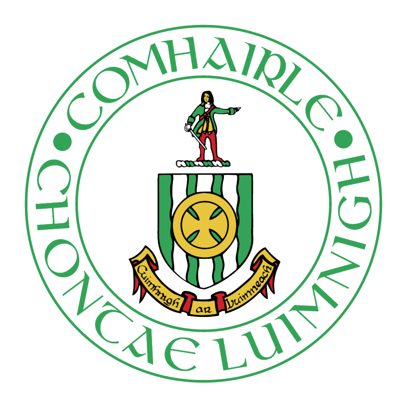 Limerick County Crest vector