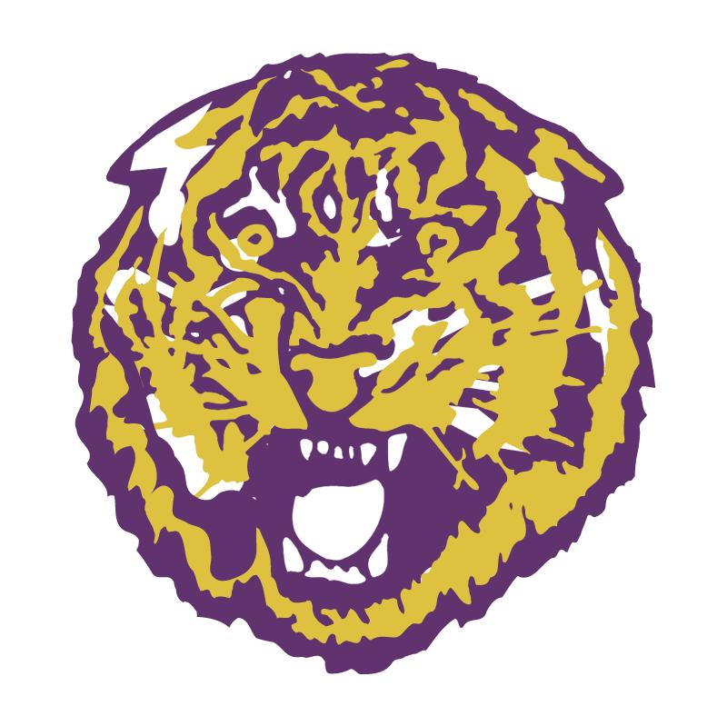 LSU Tigers vector