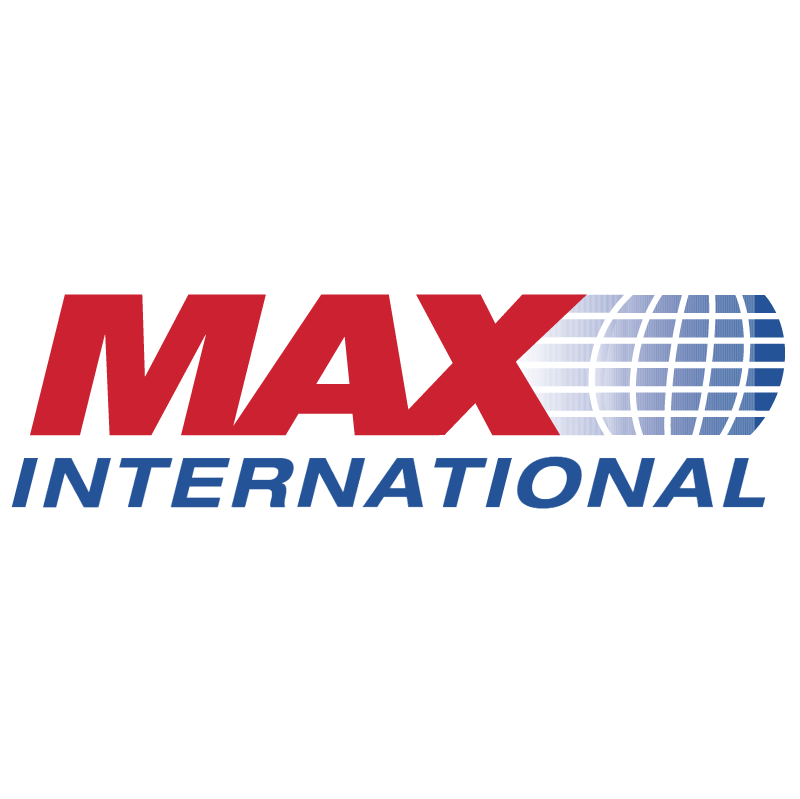 MAX International vector