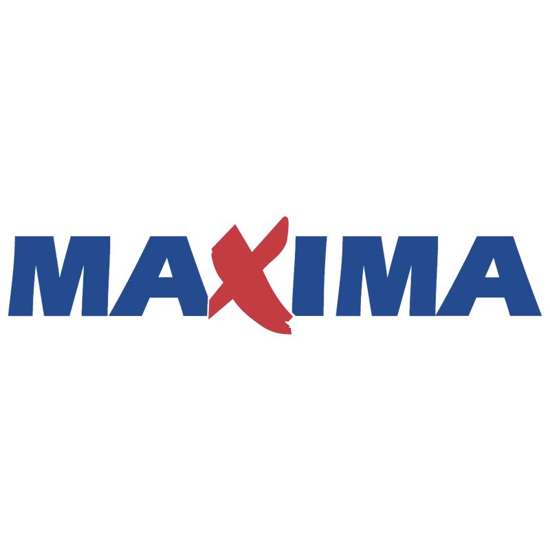 Maxima vector logo