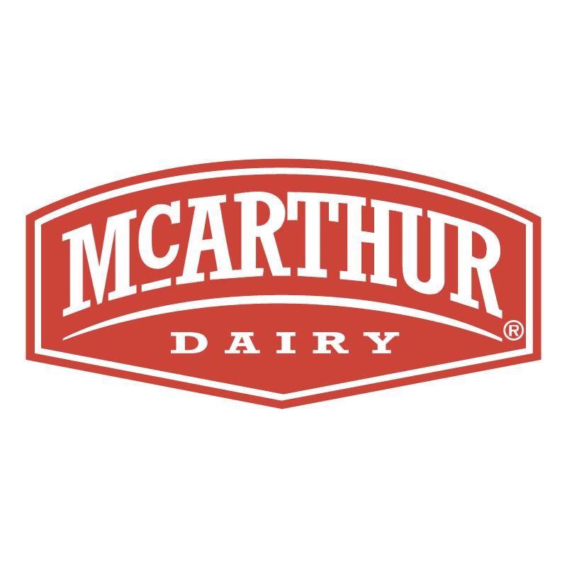 McArthur Dairy vector