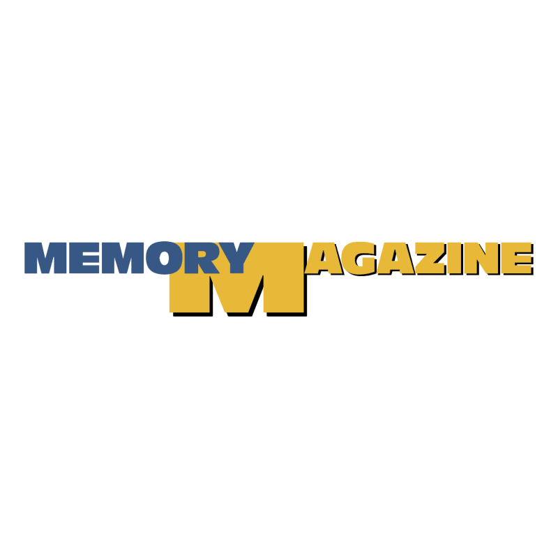 Memory Magazine vector