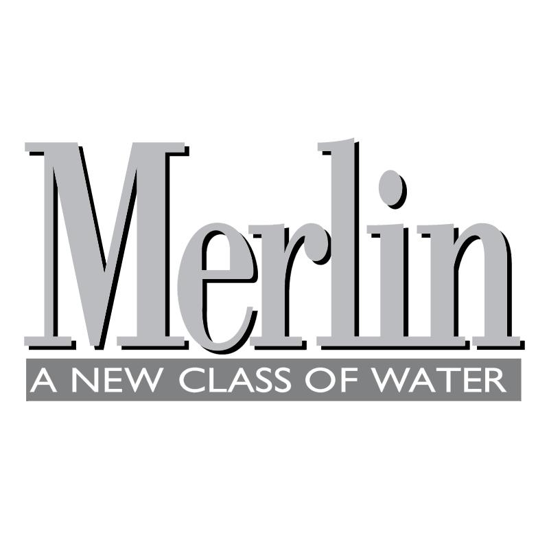Merlin vector logo