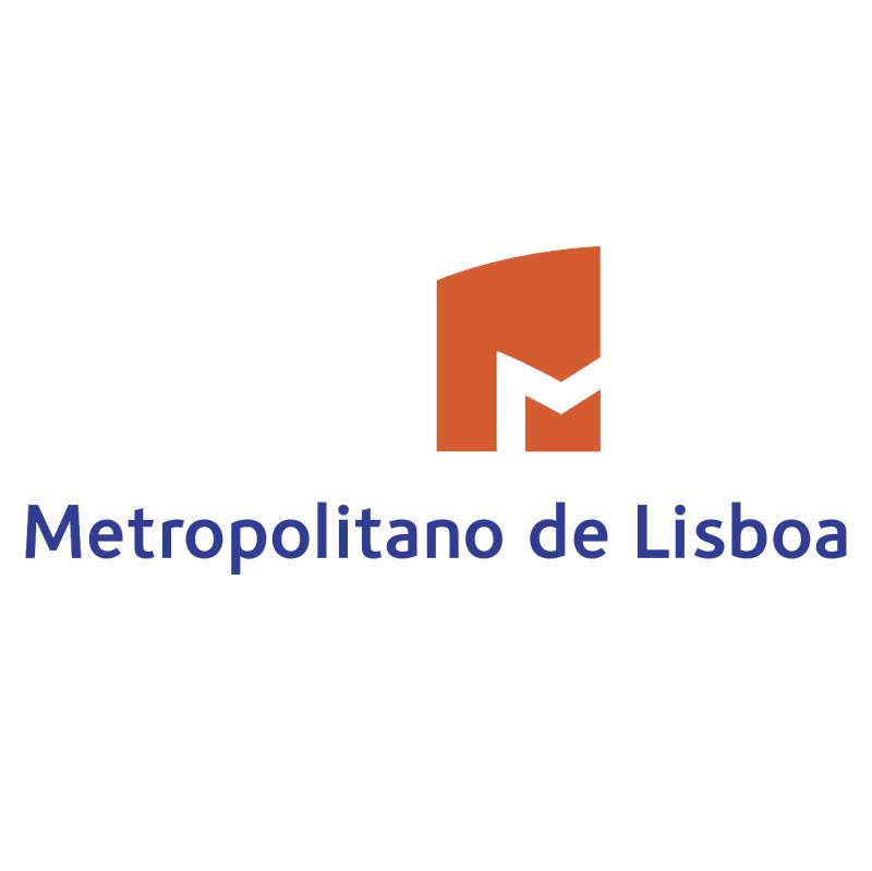 Metropolitano de Lisboa vector