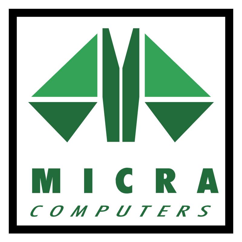Micra Computers vector