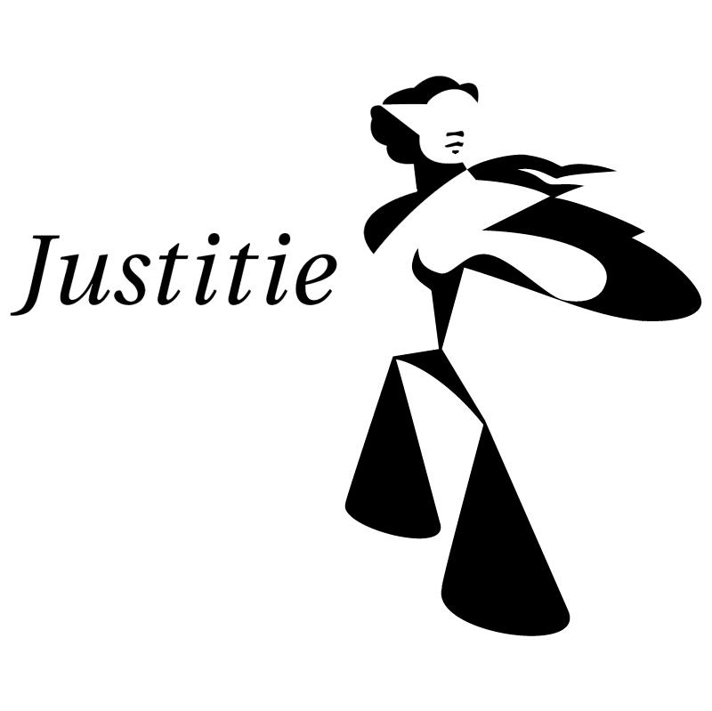 Ministerie van Justitie vector