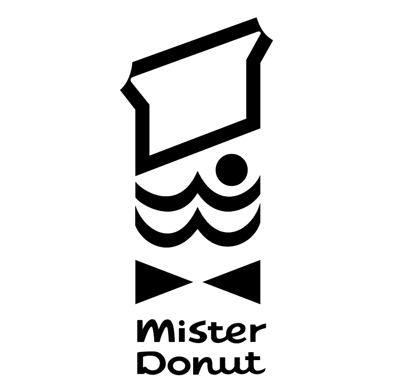 Mister Donut vector logo