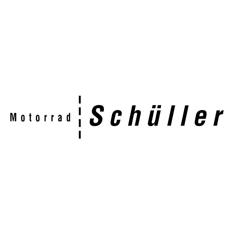 Motorrad Schuller vector