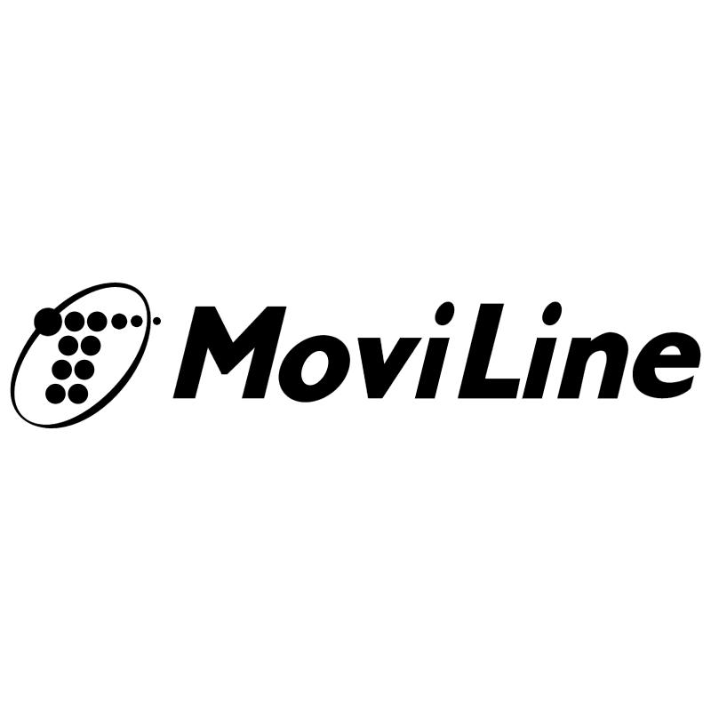 MoviLine vector logo