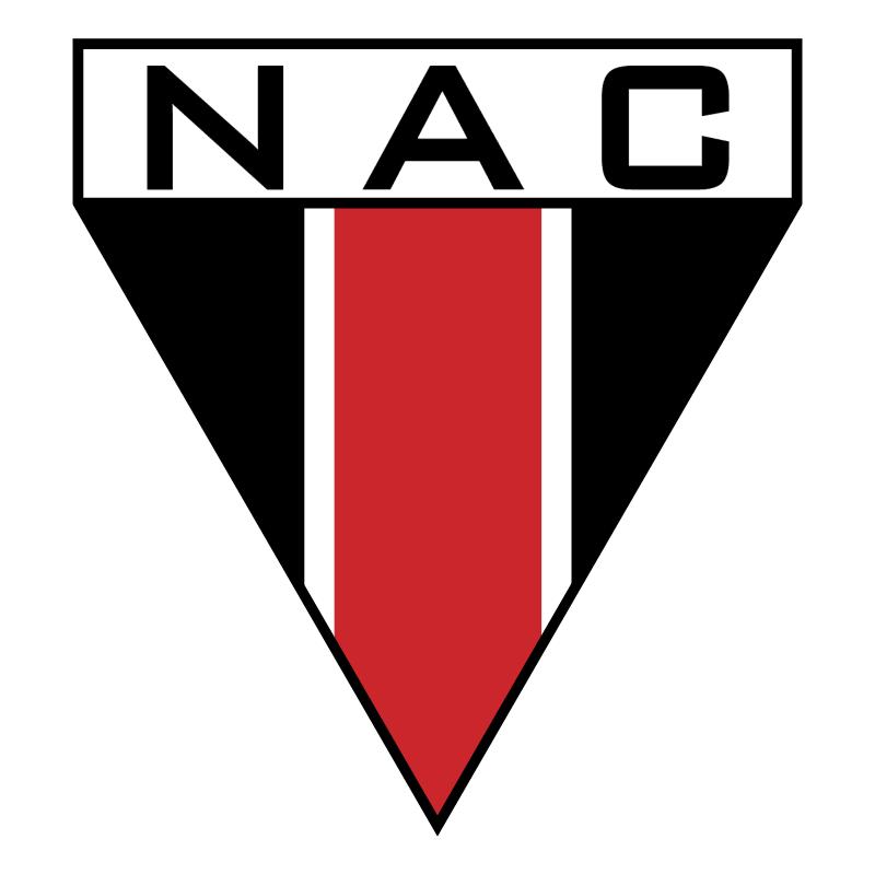 Nacional Atletico Clube de Muriae MG vector