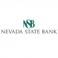 Nevada State Bank vector