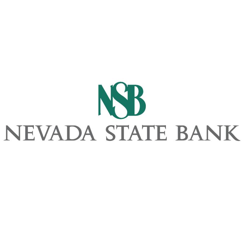 Nevada State Bank vector logo
