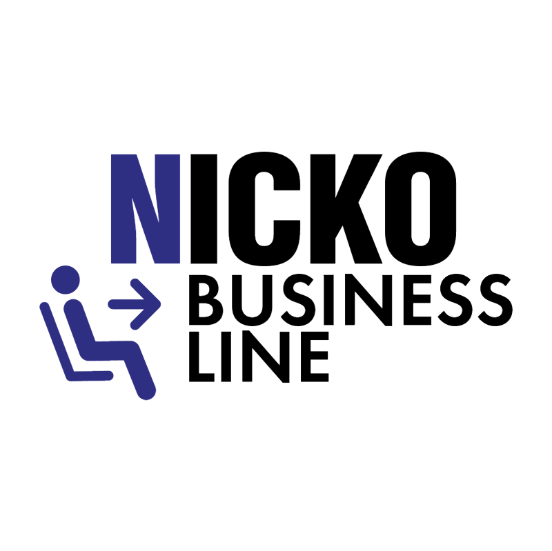 Nicko Business Line vector