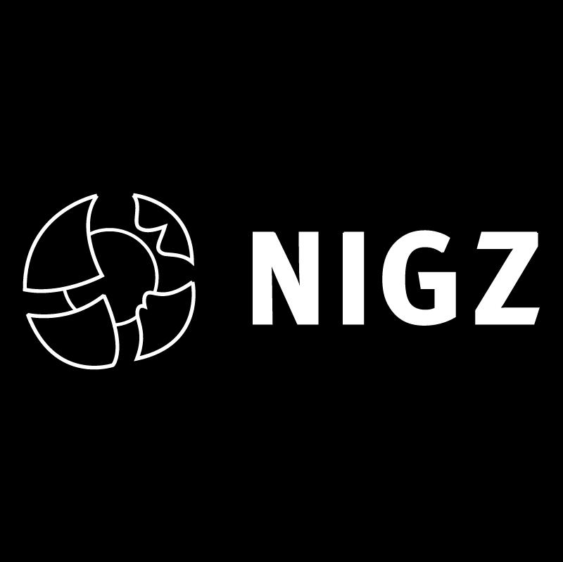 NIGZ vector logo