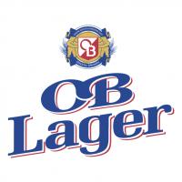 OB Lager vector